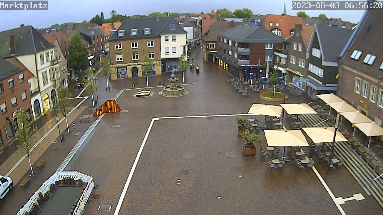 Webcam-Livebild Aktualisierung